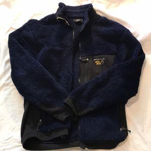 Money Fur fleece jacket